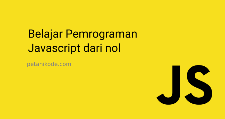 Learn Javascript Programming from Zero