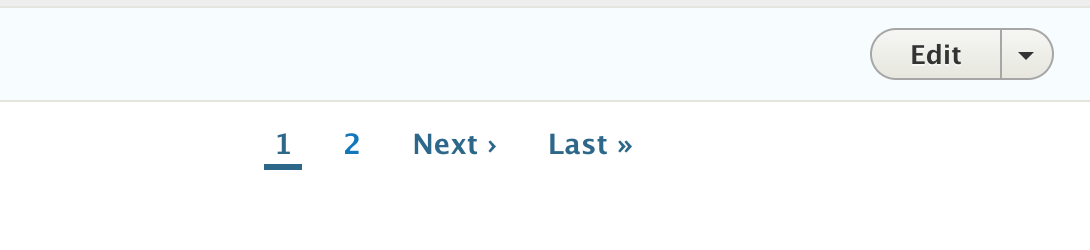 Disable taxonomy term pager in Drupal 8