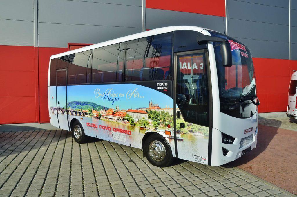czechbus 2019 isuzu turancar 60
