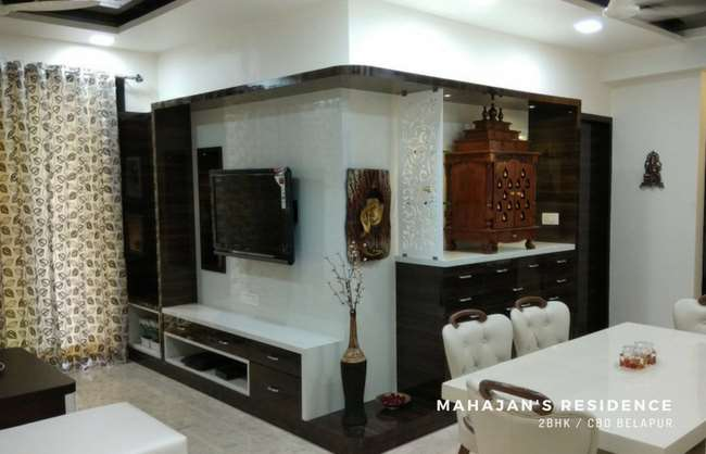 Mahajan's Residence 2Bhk Belapur