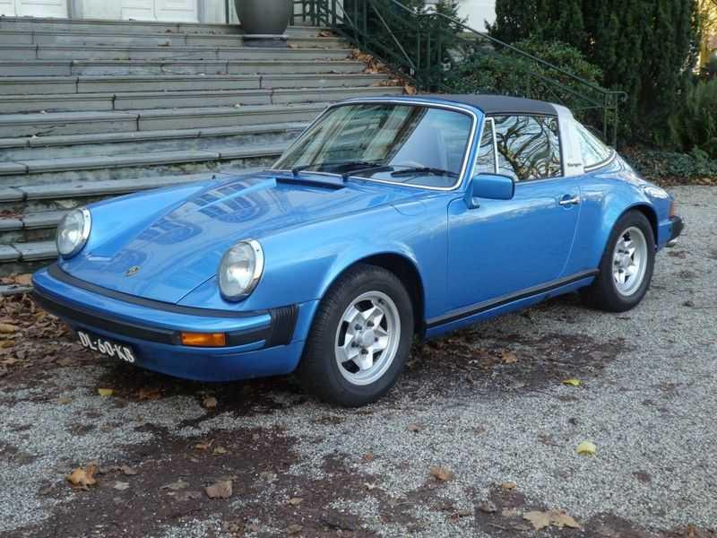 Porsche 911 3.0 SC Targa, Nederlandse auto, history compleet afbeelding 24