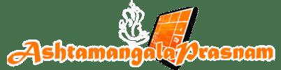 Ashtamangalaprasnam Logo
