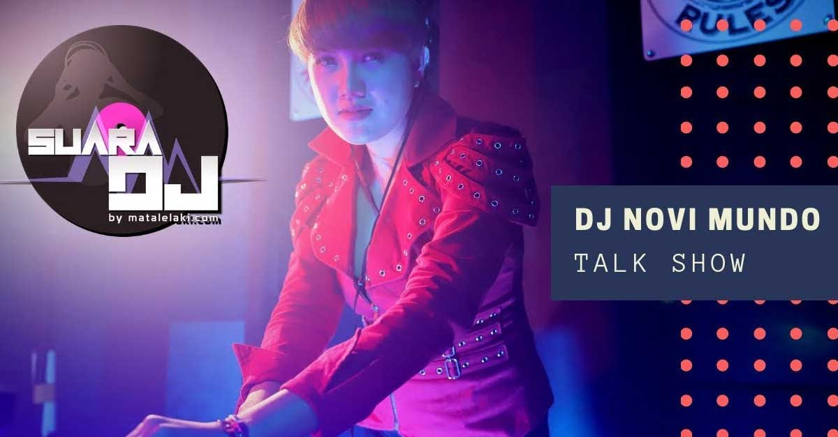 Gallery: DJ Novi Mundo Tampil Cantik Dengan Fashion Anti Mainstream