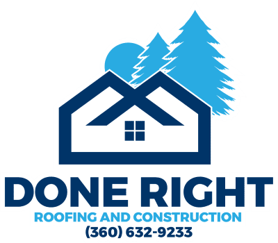 done right roofing logo