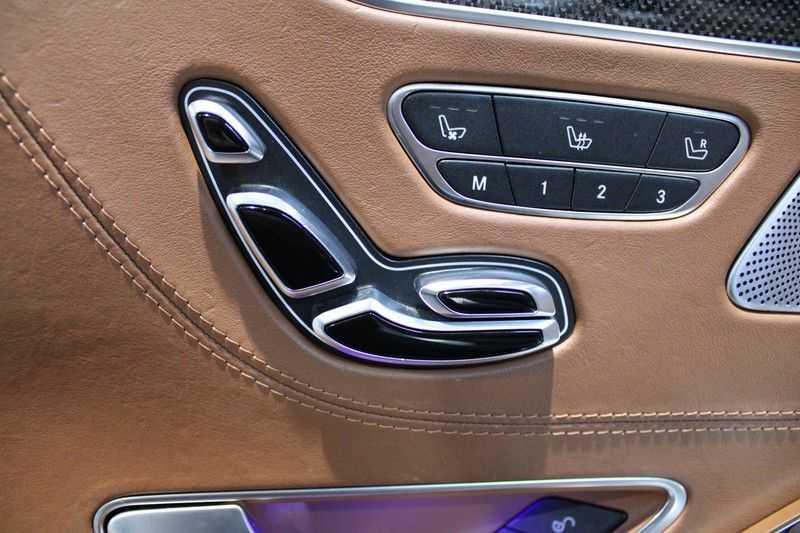 Mercedes-Benz S-Klasse Coupé 63 AMG 4Matic Zeer compleet/Carbon afbeelding 12