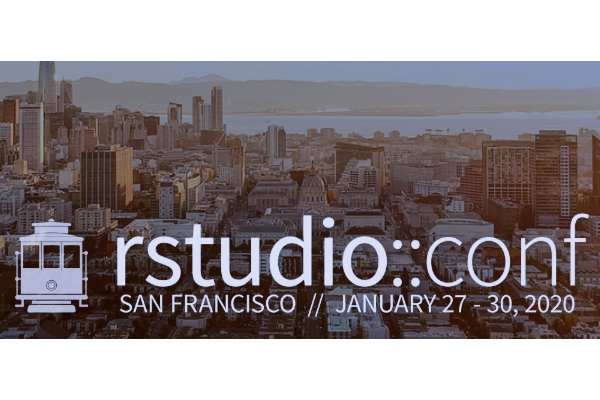 RStudio Conference 2020