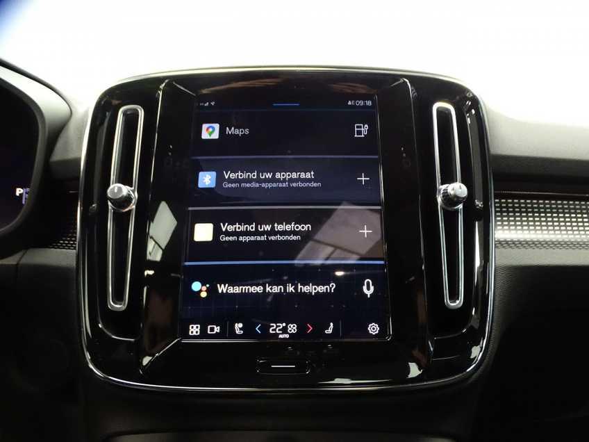 """Volvo XC40 Recharge P8 AWD R-Design EX BTW 20""""LM Panorama Leder 8% Bijtelling meerdere op voorraad! afbeelding 16"""