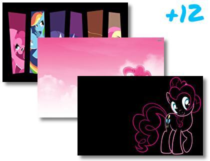 Pinkie Pie theme pack