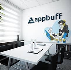 appbuff reception desk