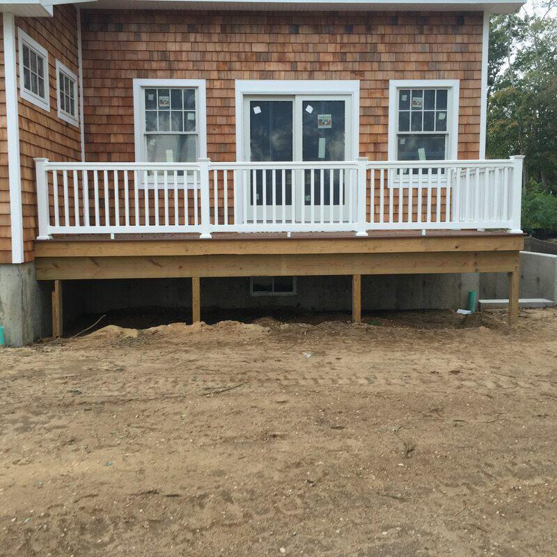Deck Blakewood Construction 09