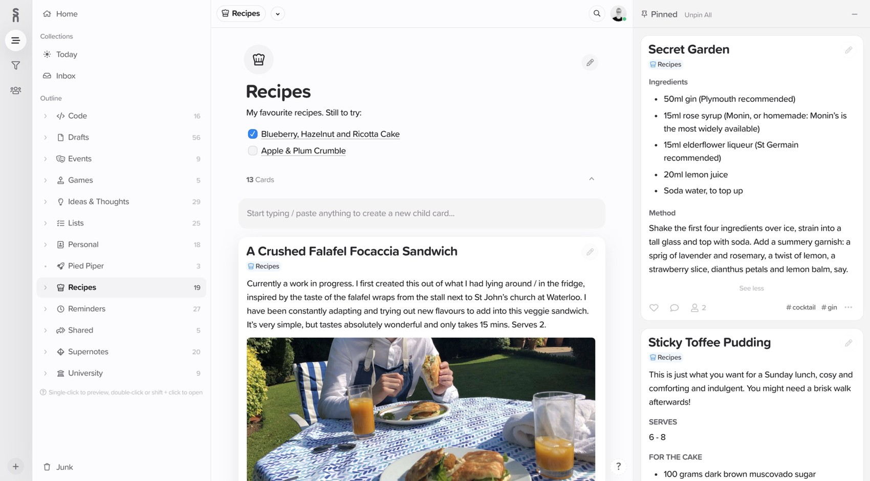 Best Note-taking App for Chefs