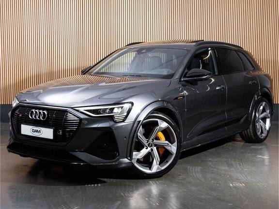 "Audi e-tron S quattro PRIJS EX. BTW, 22"",B&O"