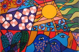 color y sentimiento imagen Arte 31