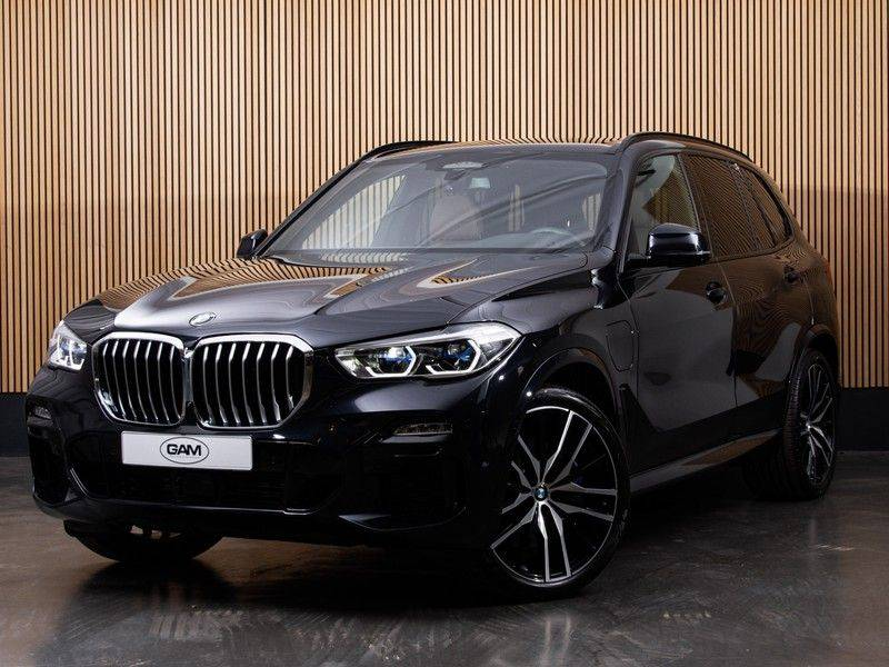 BMW X5 xDrive45e M-SPORTPACK, HUD,H&K afbeelding 1