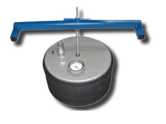 Vacuum Test Plug