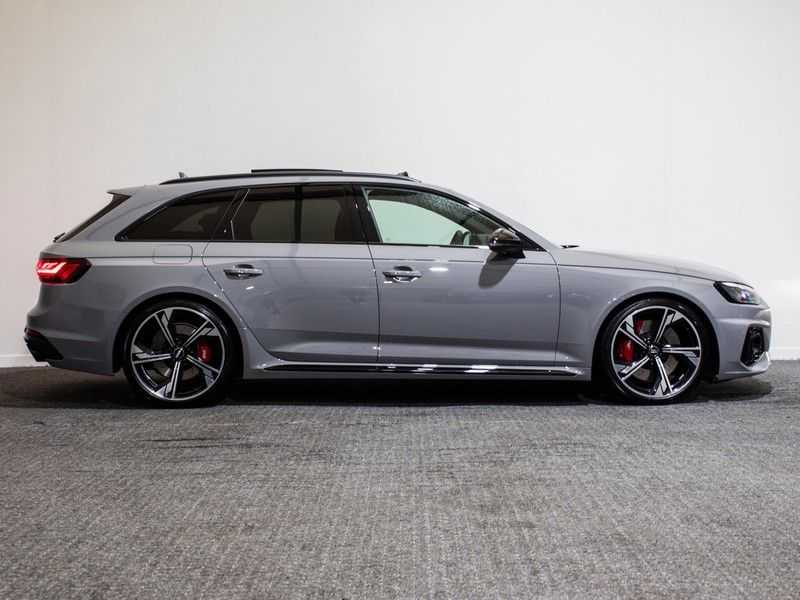 Audi A4 Avant 2.9 TFSI quattro RS4   Matrix LED   Panoramadak   B&O   Virtual Cockpit   afbeelding 6