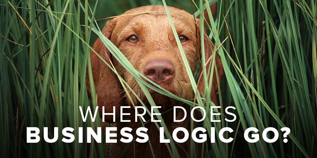 Where Does Business Logic Go?