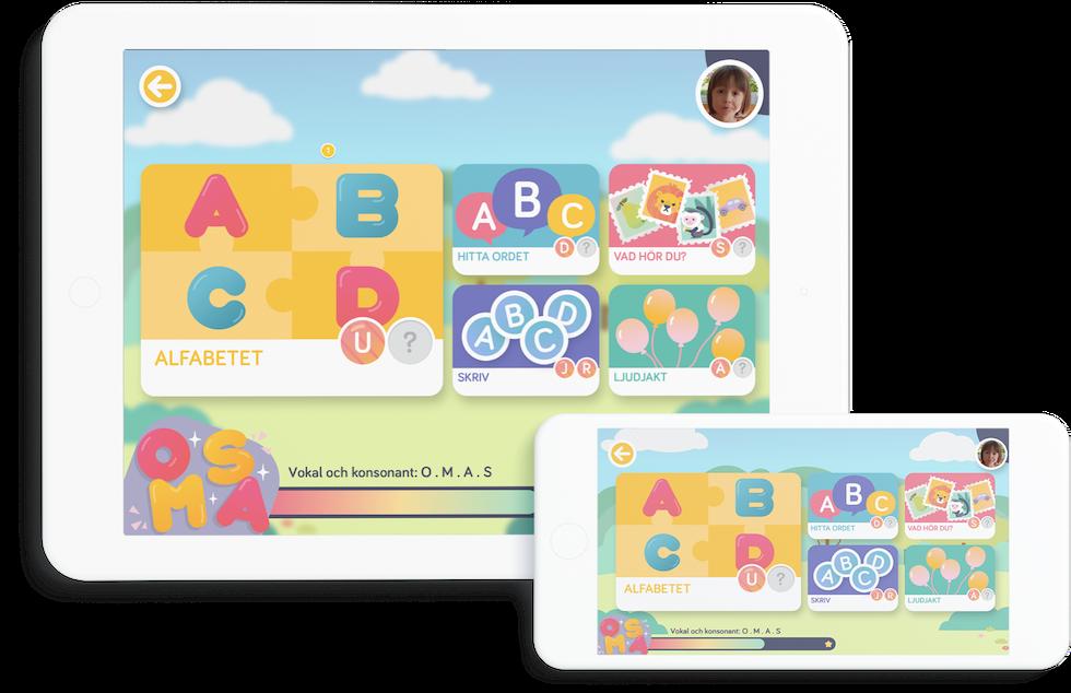 Junior ABC app