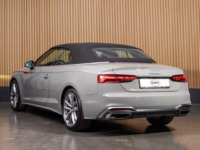 Audi A5 Cabriolet 40 TFSI Aut. S-LINE afbeelding 5