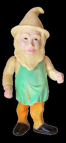 Gnome photo
