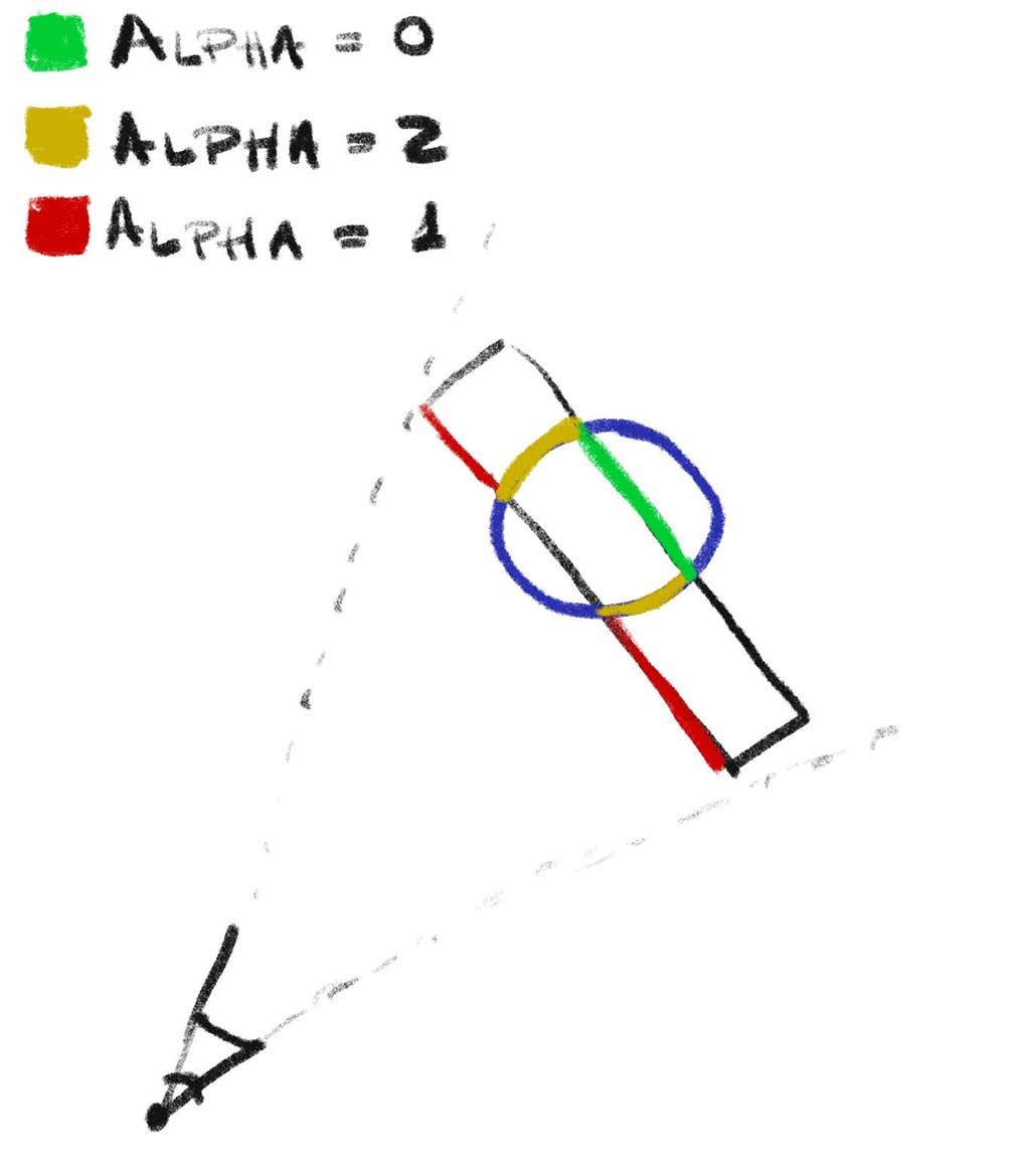 csg: subtracting solids in webgl <> danielfortes - WebGL, React