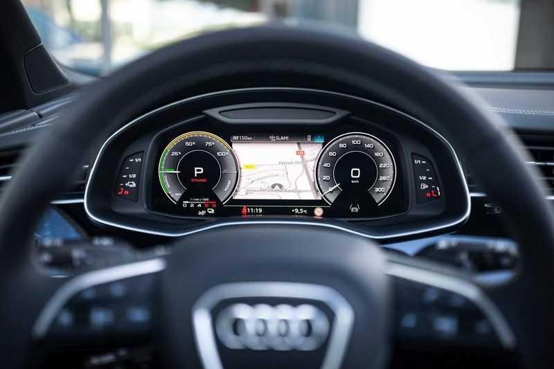 "Audi Q7 55 TFSI E Hybride Quattro *S-Line / 22"" / B&O 3D / Pano / HUD / Laser* afbeelding 7"