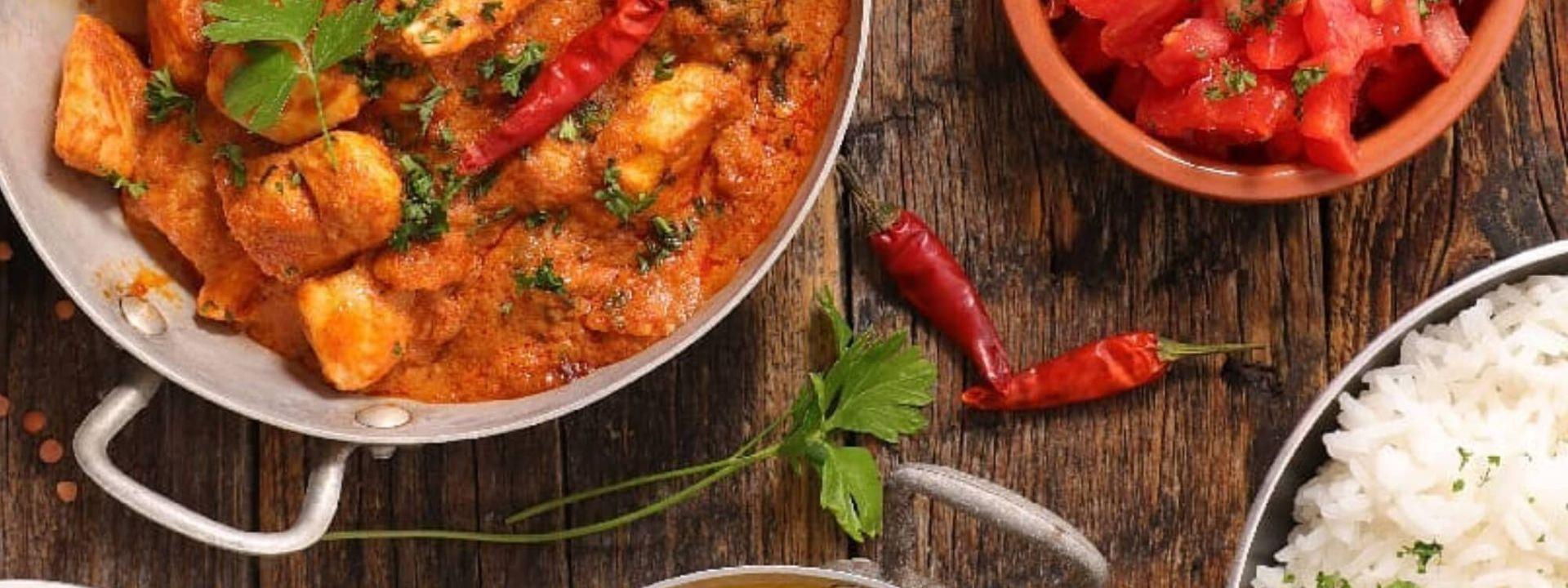 Deeva Indian Food