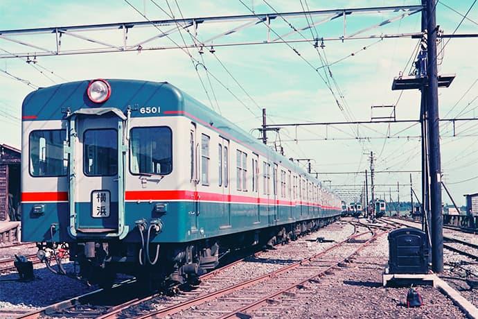 6000系電車の外観