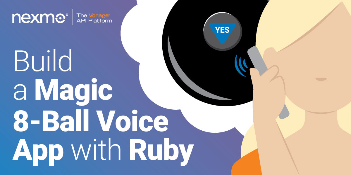 How to Build a Magic 8-Ball Voice App with Ruby
