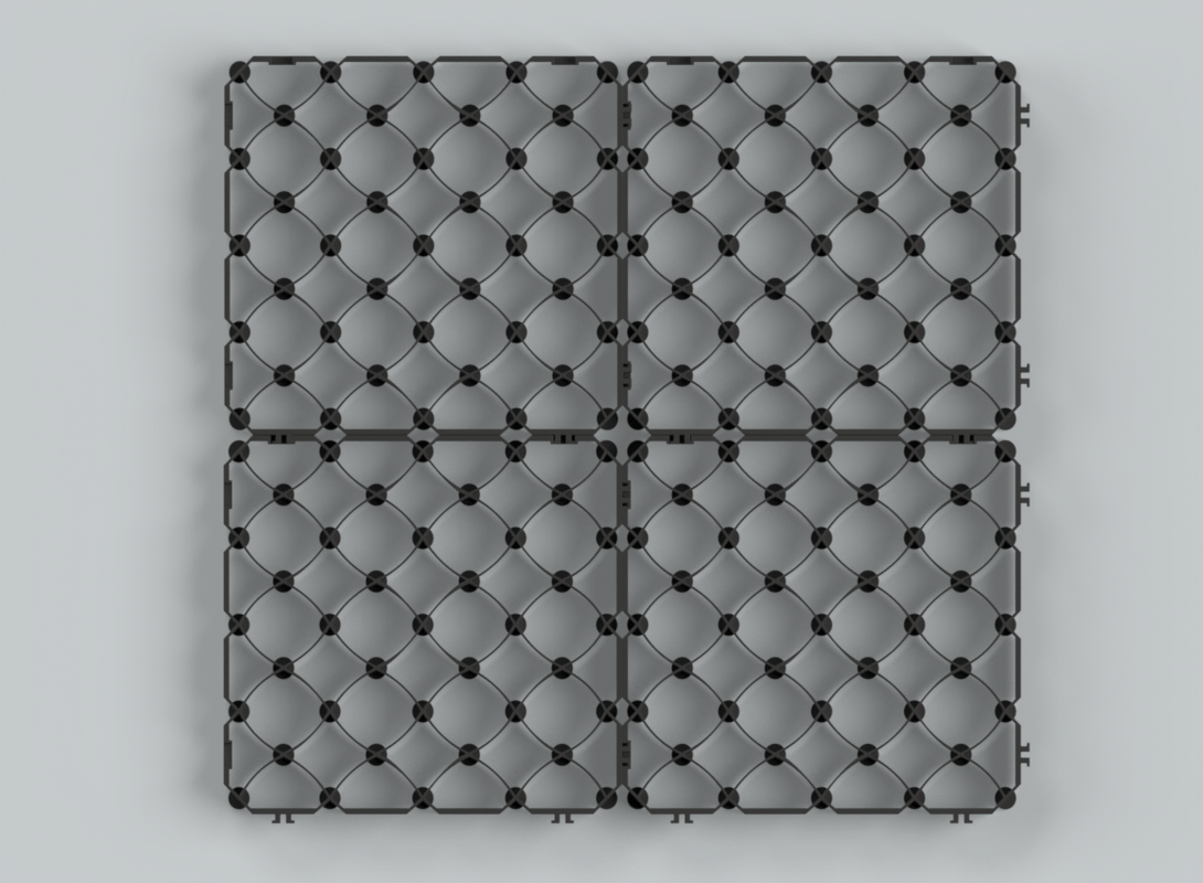 Endura-Grid Hardstanding Tiles