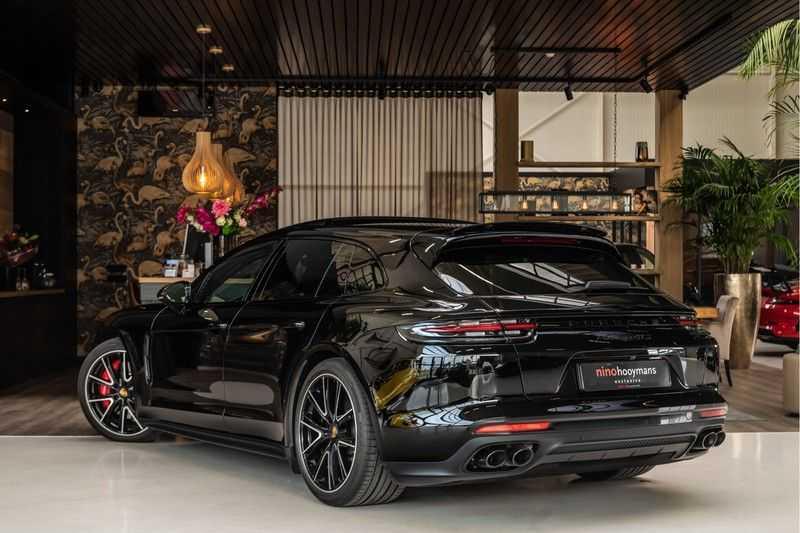 Porsche Panamera Sport Turismo 4.0 GTS | Sport Design | Sport Chrono | Pano | BOSE | PDLS afbeelding 5