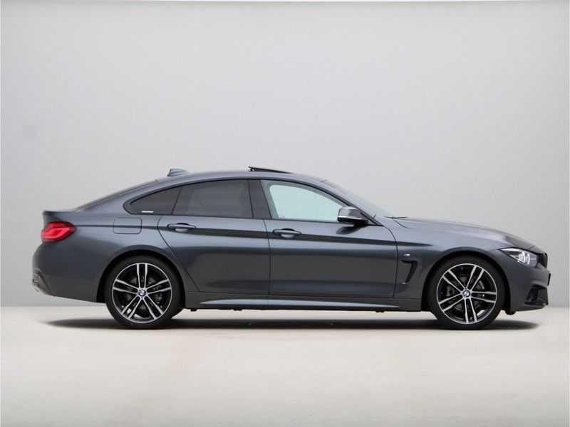 BMW 4 Serie Gran Coupé Exe. M-Sport 418i afbeelding 10