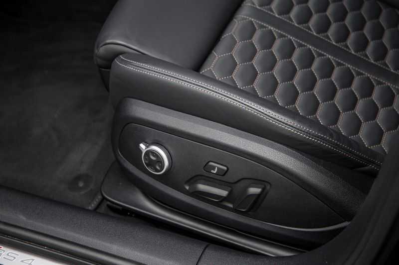 Audi A4 Avant 2.9 TFSI RS4 quattro   450PK   Style pakket Brons   Keramische remschijven   RS Dynamic   B&O   Sportdifferentieel   280 km/h Topsnelheid   afbeelding 22