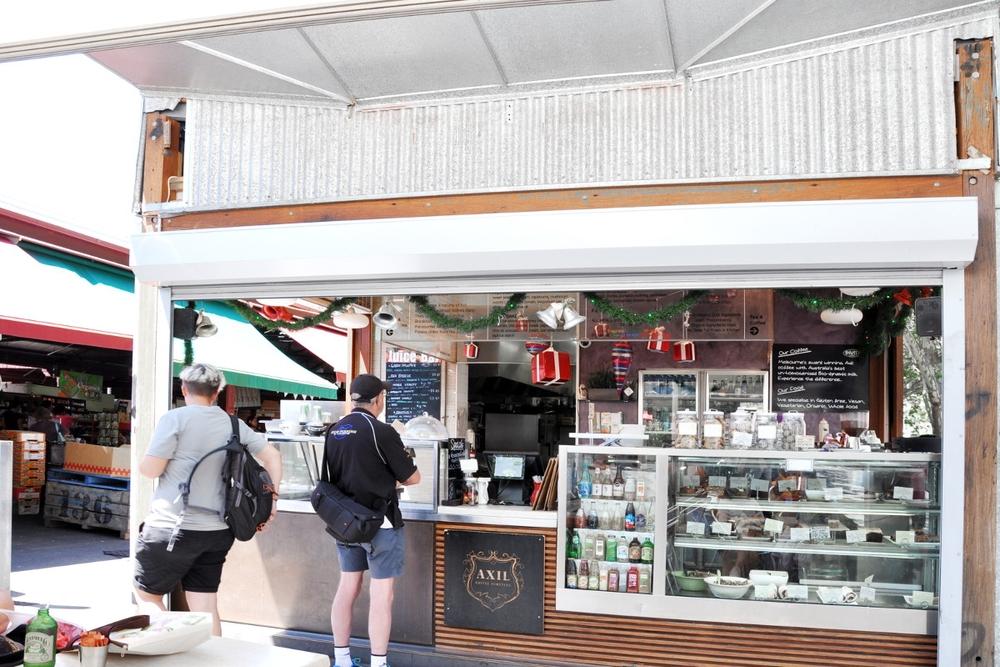 Melbourne Invita Living Food