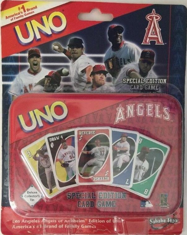 Los Angeles Angels Uno