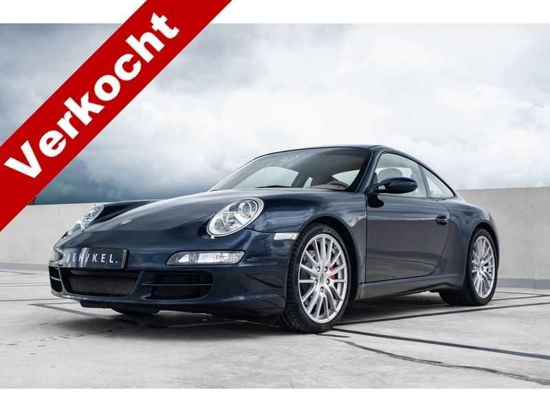 Porsche 911 3.8 Carrera S // Handgeschakeld | Youngtimer afbeelding 1