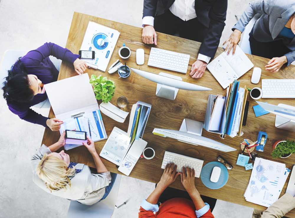 Accruent - Resources - Blog Entries - Four Strategies to Boost Productivity with Space Management - Hero