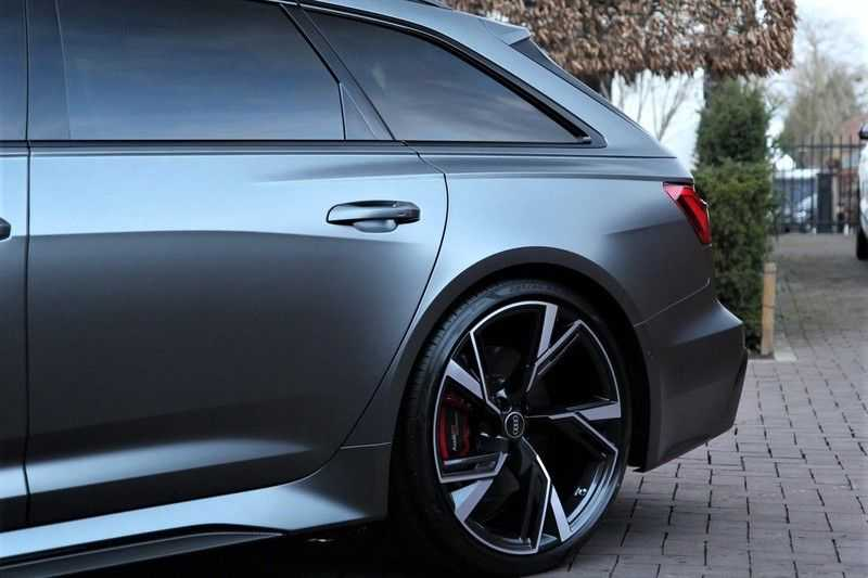 Audi RS6 AVANT EXCLUSIVE+B&O.ADVANCED+DYNAMIC-PLUS+CARBON afbeelding 19