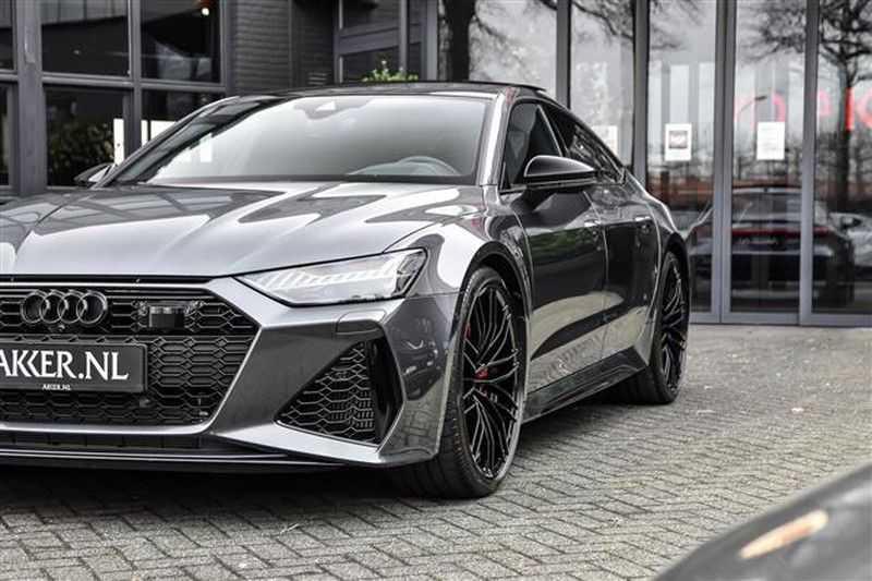 Audi RS7 DYNAMIC PLUS+PANO.DAK+DESIGNPAKKET (600 PK) afbeelding 9