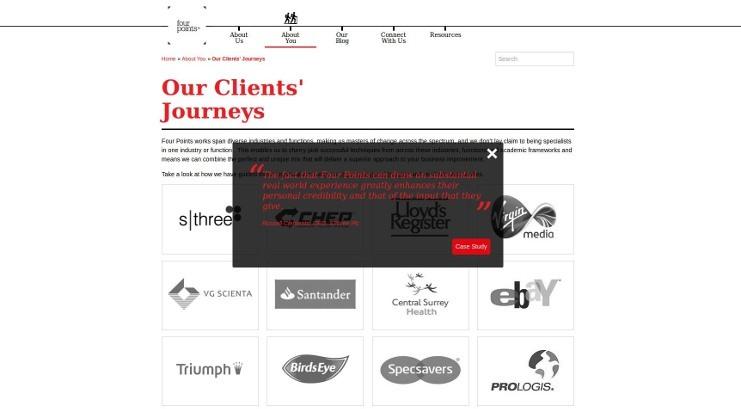 Our clients testimonials