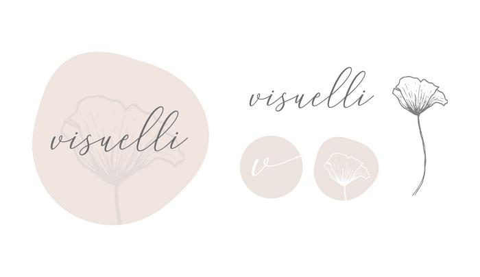 logo for Visuelli photography brand item thumbnail