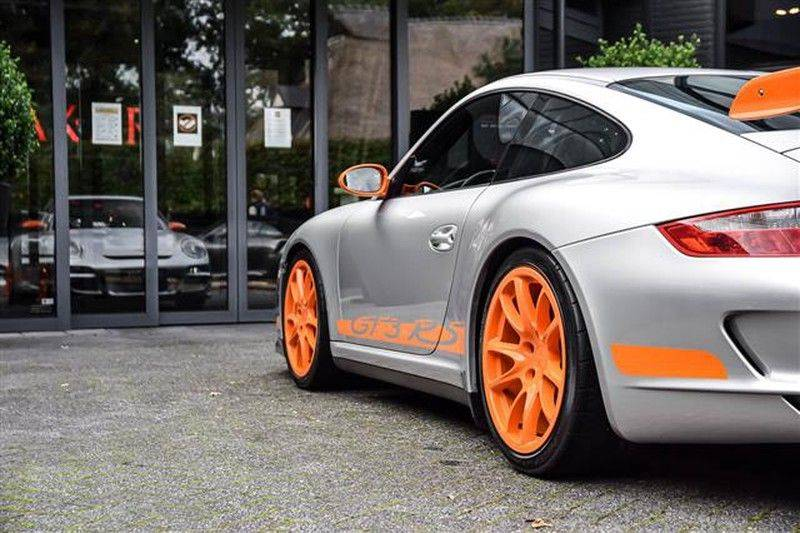 Porsche 911 GT3 RS CARBON SCHAALSTOELEN+ROLKOOI afbeelding 24