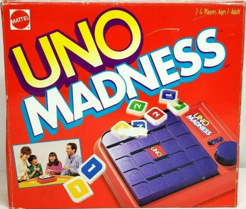 Uno Madness