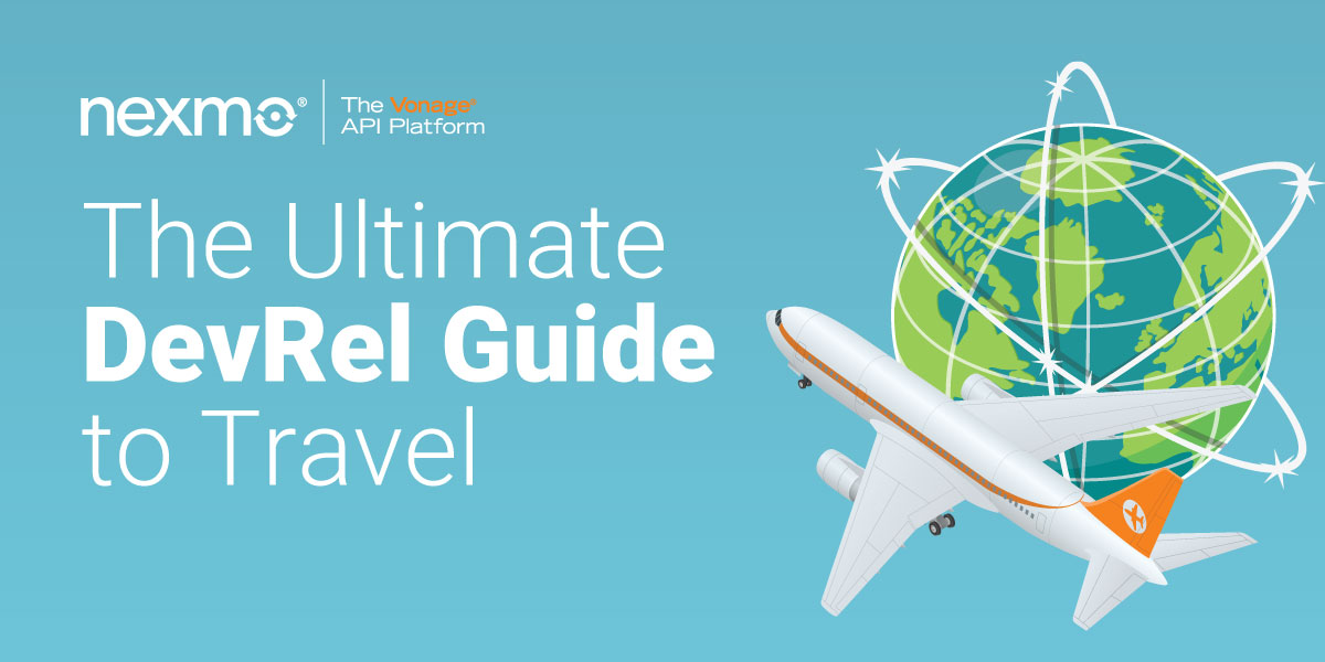 The Ultimate DevRel Guide To Travel