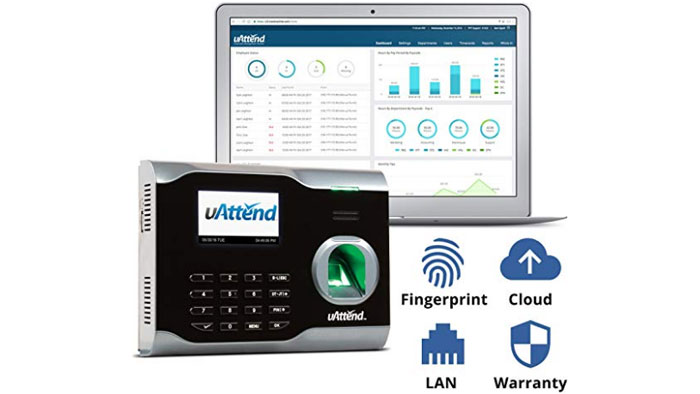 uAttend BN6000 system