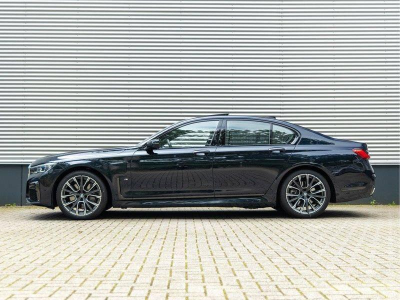 BMW 7 Serie 745e High Executive - M-Sport - 4x Comfortzetel - Stoelventilatie - Volleder afbeelding 7