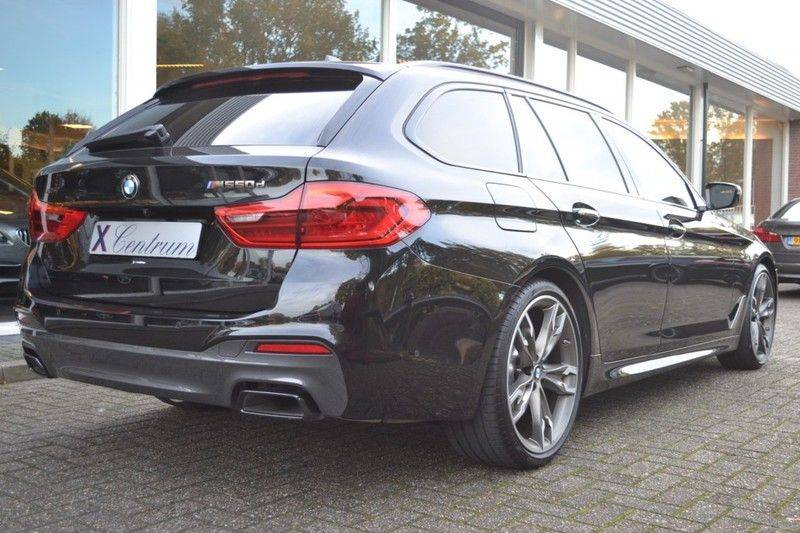 BMW 5 Serie M550d touring afbeelding 3