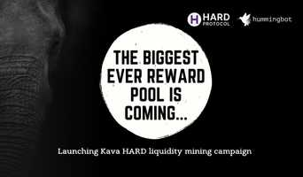 Launching liquidity mining campaign for Kava's HARD Protocol