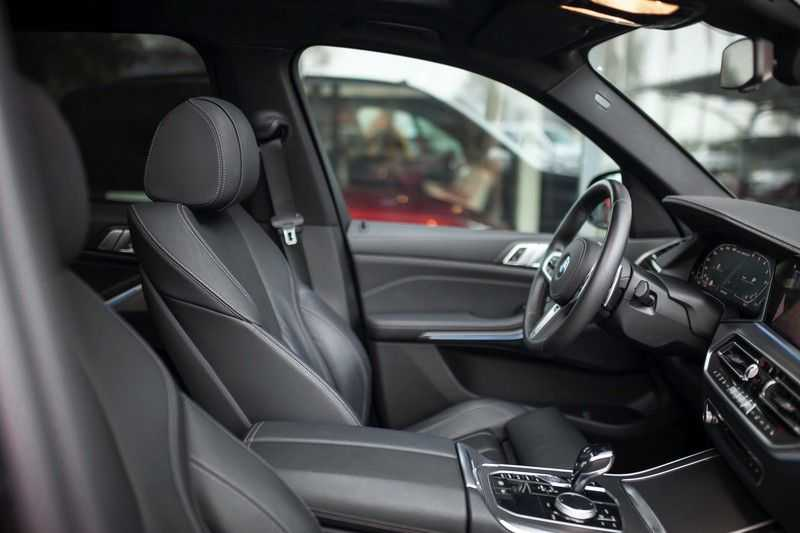 BMW X5 M50d High Executive *Pano / Standkachel / Laserlight / Head-Up* afbeelding 6