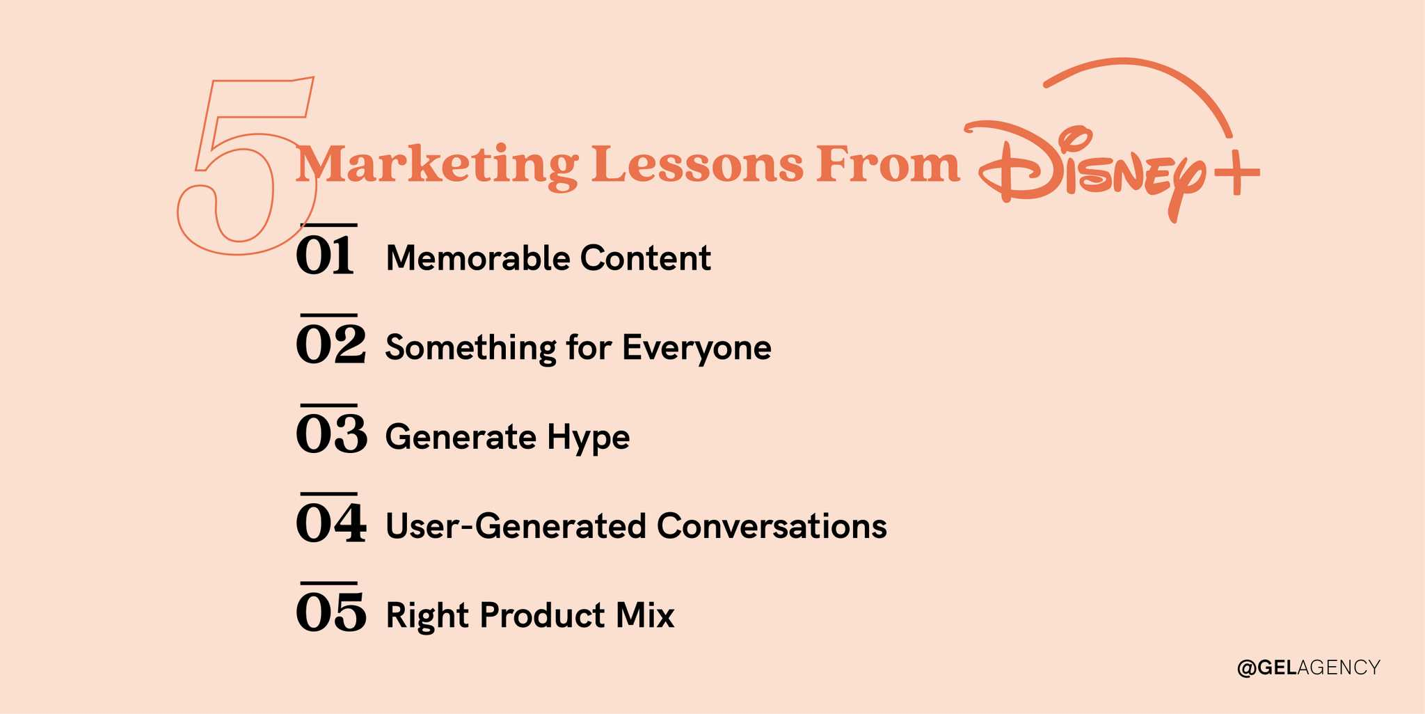 5 Marketing Lessons From Disney+